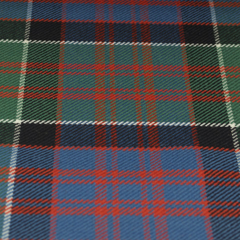 Tartan Fabric - MacDonald of Clanranald - Ancient