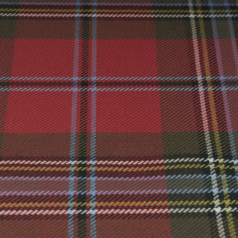 Tartan Fabric - MacLean of Duart - Weathered