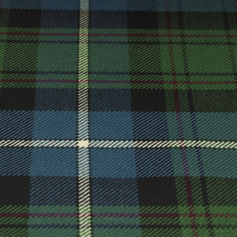 Tartan Fabric - MacRae - Ancient - Hunting