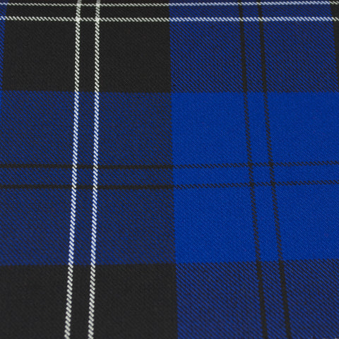 Tartan Fabric - Ramsay - New - Blue