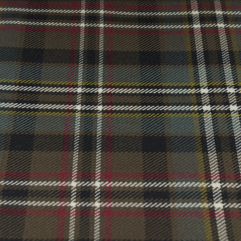 Tartan Fabric - Scott - Weathered