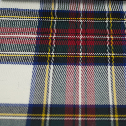 Tartan Fabric - Stewart - Dress