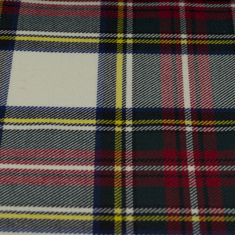 Tartan Fabric - Stewart - Modern - Dress