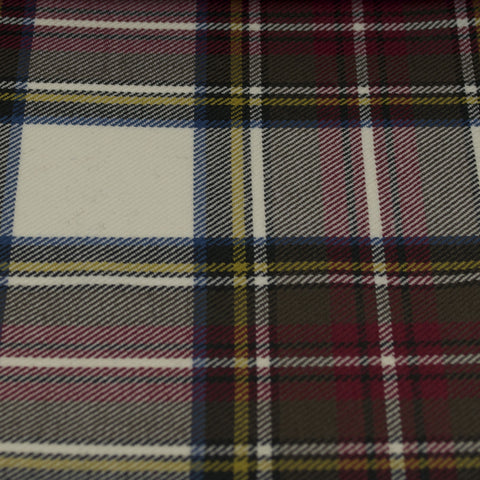 Tartan Fabric - Stewart - Dress - Muted