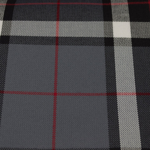 Tartan Fabric - Thomson - Modern - Grey