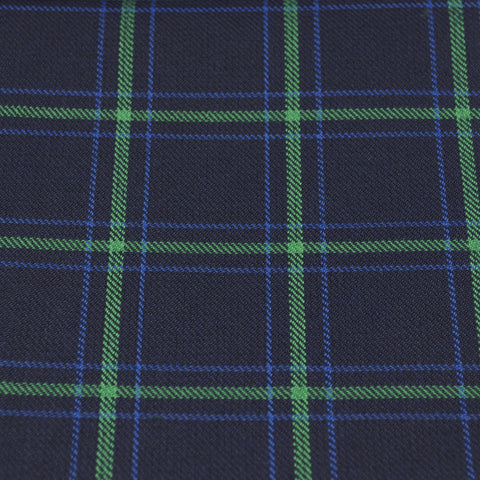 Tartan Fabric - Wallington