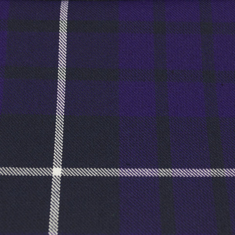 Tartan Fabric - Warrior