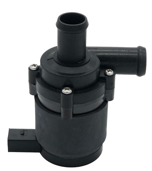 Electrical auxiliary coolant pumps