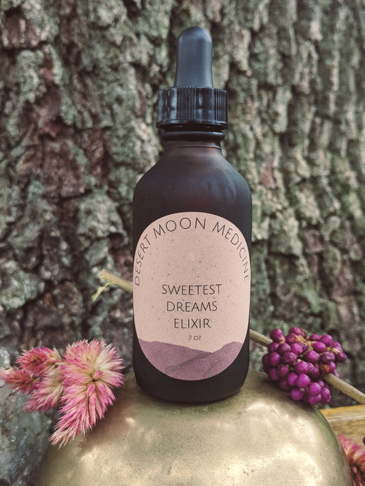 Sweetest Dreams Elixir