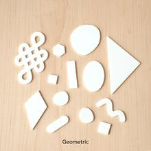 Acrylic Shapes for Mould-making or Resin Doming