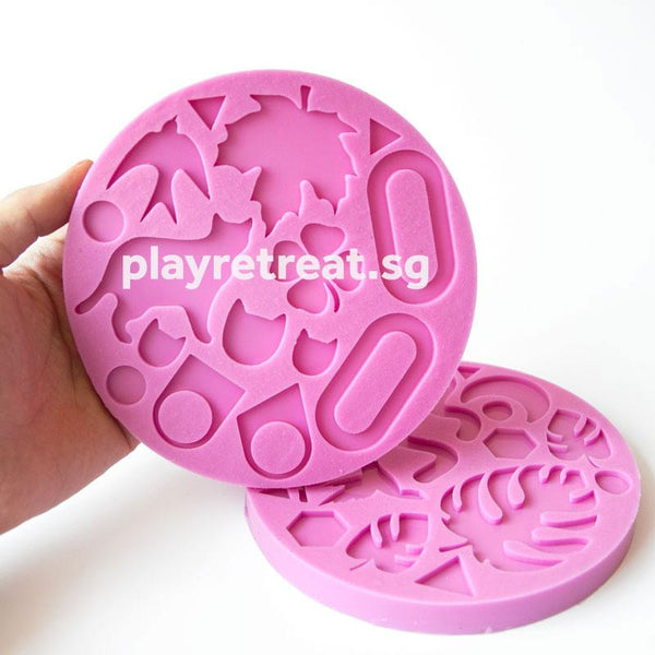 Mould-making and Casting for Resin Jewellery (2-in-1)