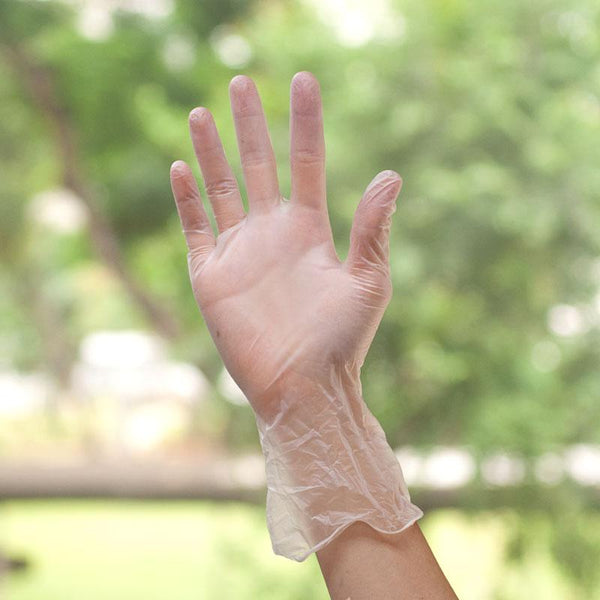 Non-powdered Protective Gloves