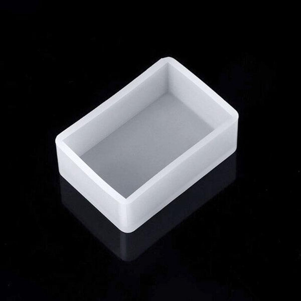 Rectangle Block Silicone Mould