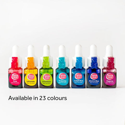 Transparent Tints (10ml)