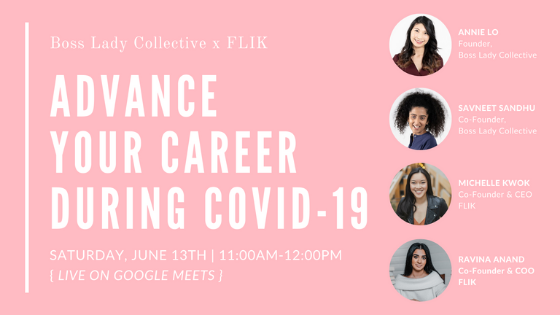 How to Advance Your Career During COVID-19 | Event Recap