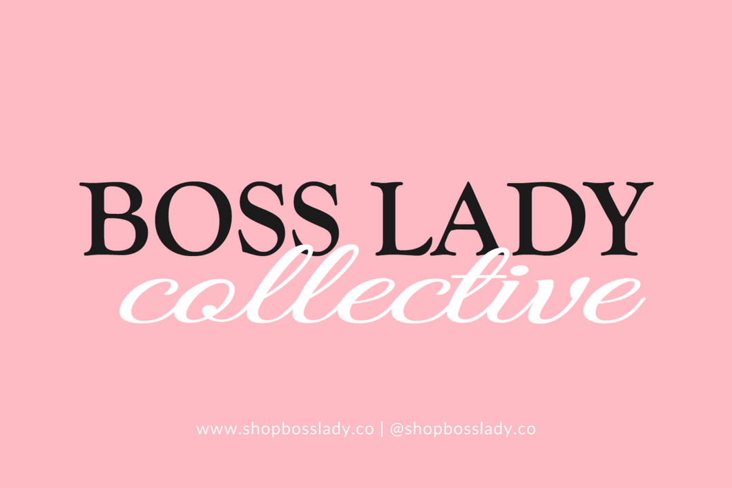 Boss Lady Collective Gift Card (CAD)