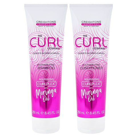 The Curl Company Shampoo and Conditioner Bundle