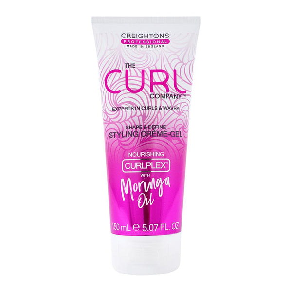 The Curl Company Shape & Define Styling Creme-Gel 150ml - The Curl Company