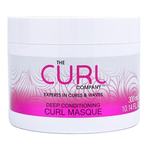 The Curl Company Deep Conditioning Curl Masque 300ml, curly hair products, best curly hair products