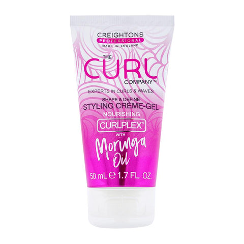 The Curl Company Shape & Define Styling Travel Crème-Gel 50ml - The Curl Company