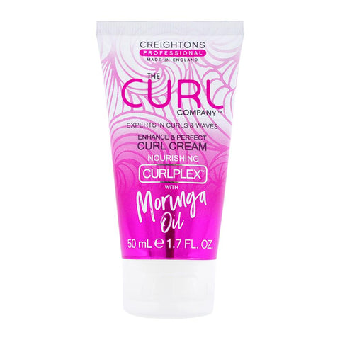 The Curl Company Enhance & Perfect Travel Curl Cream 50ml - The Curl Company