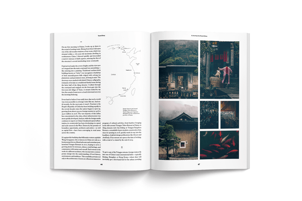 Directions — The Magazine by Design Hotels (2019)