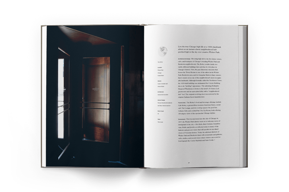 The Design Hotels Book – Edition 2020