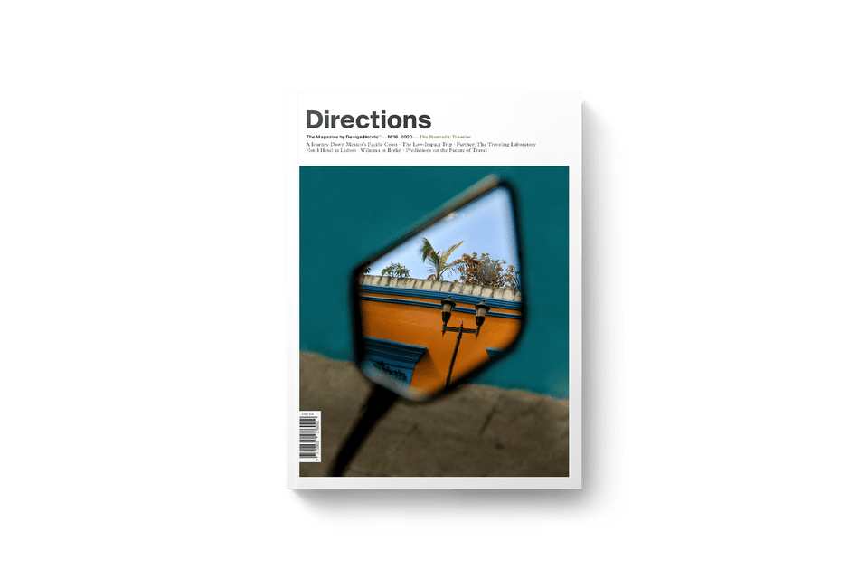 Directions — The Magazine by Design Hotels (2020)