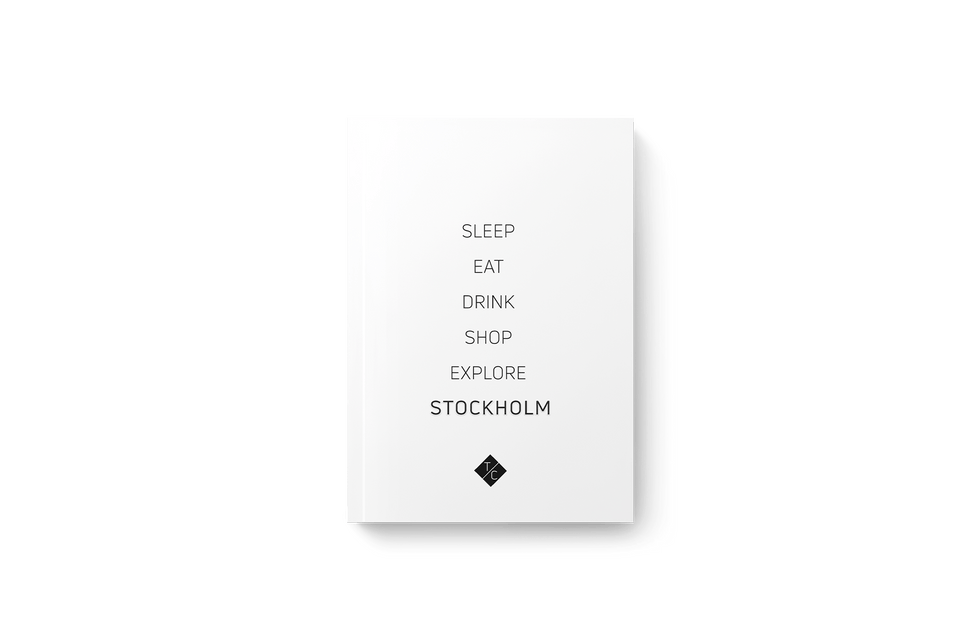 Travel Colours City Guide — Stockholm