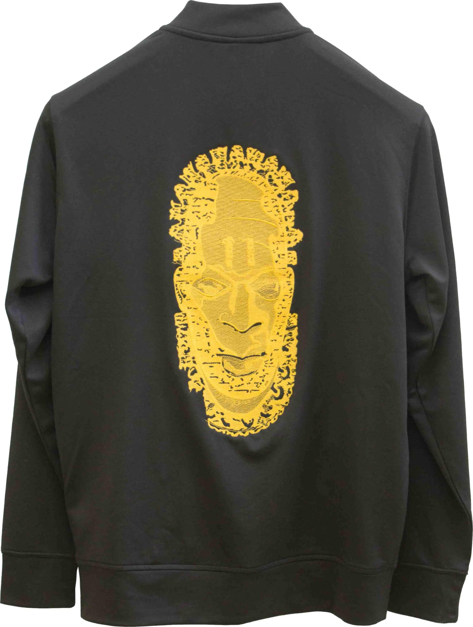 Limited Edition: Iyoba Idia Embroidered Tracksuit Top