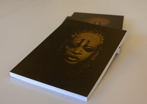 Iyoba Idia Mask Journal /  Notebook (A5)