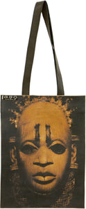 Iyoba Idia Leather Shopper (Hand-Crafted) (without gusset)
