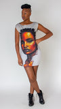 African Dress featuring African Art by Kosisochukwu Nnebe African Fashion style.
