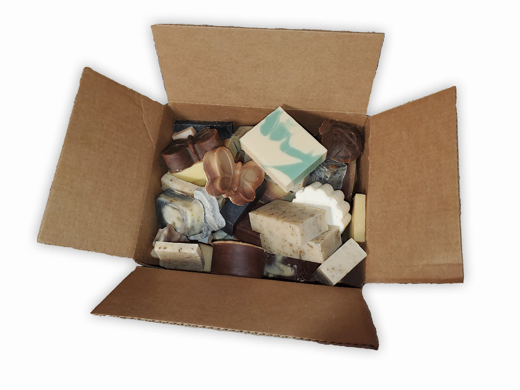 Odd Box 8 to 10 lbs of Soap