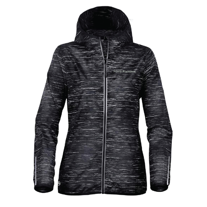 Stormtech™ Women's Ozone Lightweight Shell - Carbon Mix