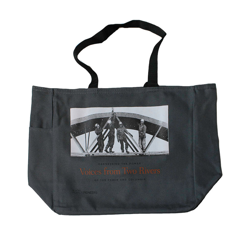 "ATC™ Essential Tote - ""Voices from Two Rivers"" (Vintage Logo)"