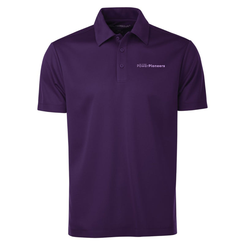 Coal Harbour® Snag Resistant Polo Shirt - Purple
