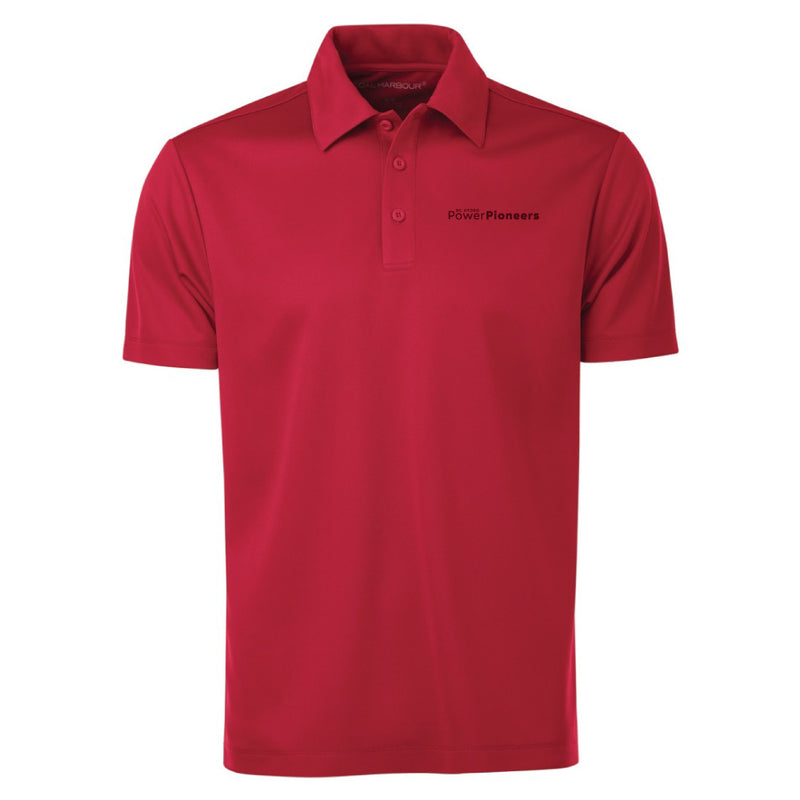 Coal Harbour® Snag Resistant Polo Shirt - Red