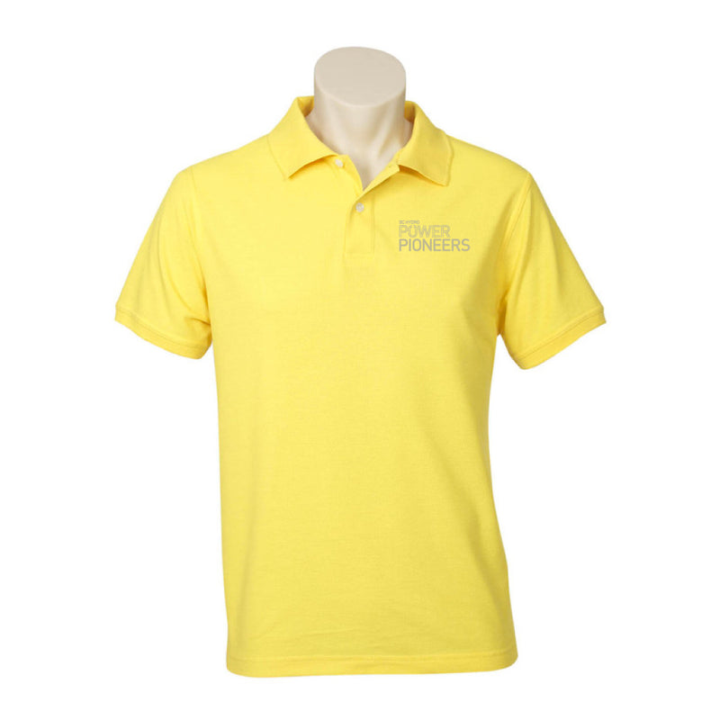 Biz Collection™ Neon Polo - Yellow (Vintage Logo)