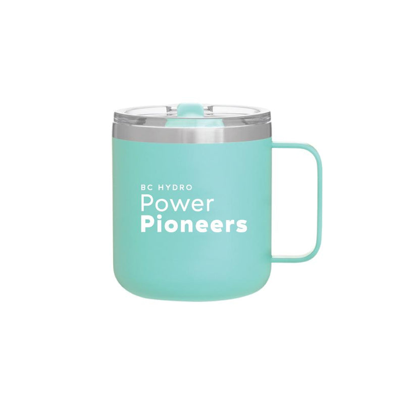 Camper 12 oz. Thermal Mug - Matte Mint