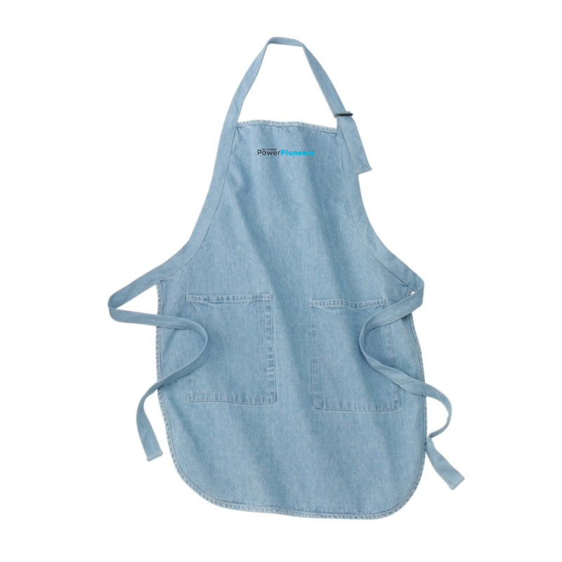 ATC™ Full Length Apron with Pockets - Denim