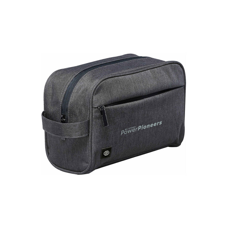 Stormtech™ Cupertino Toiletry Bag - Graphite/Black