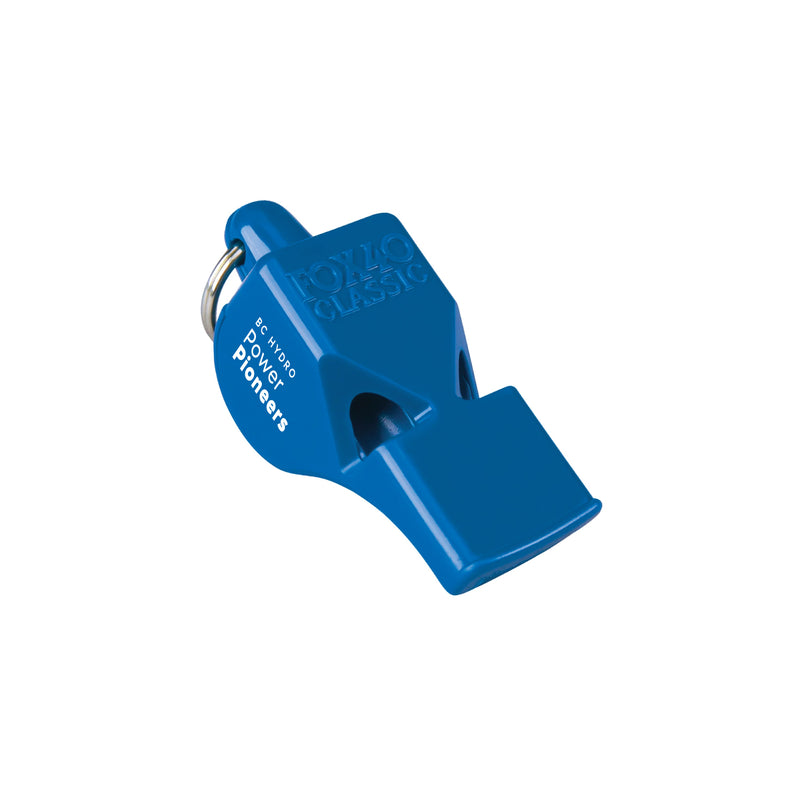 Fox 40® Classic® Pealess Safety Whistle - Blue