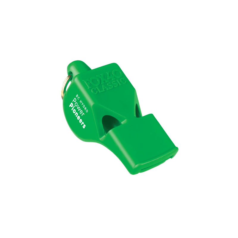 Fox 40® Classic® Pealess Safety Whistle - Green