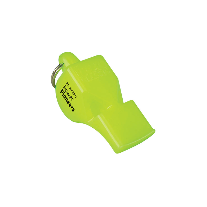 Fox 40® Classic® Pealess Safety Whistle - Neon Yellow