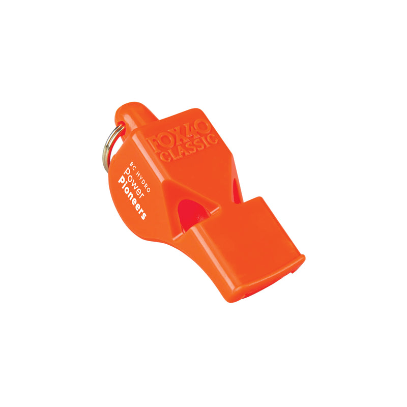 Fox 40® Classic® Pealess Safety Whistle - Orange