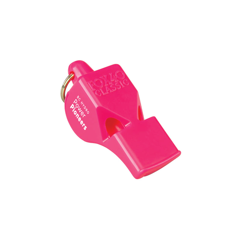 Fox 40® Classic® Pealess Safety Whistle - Pink