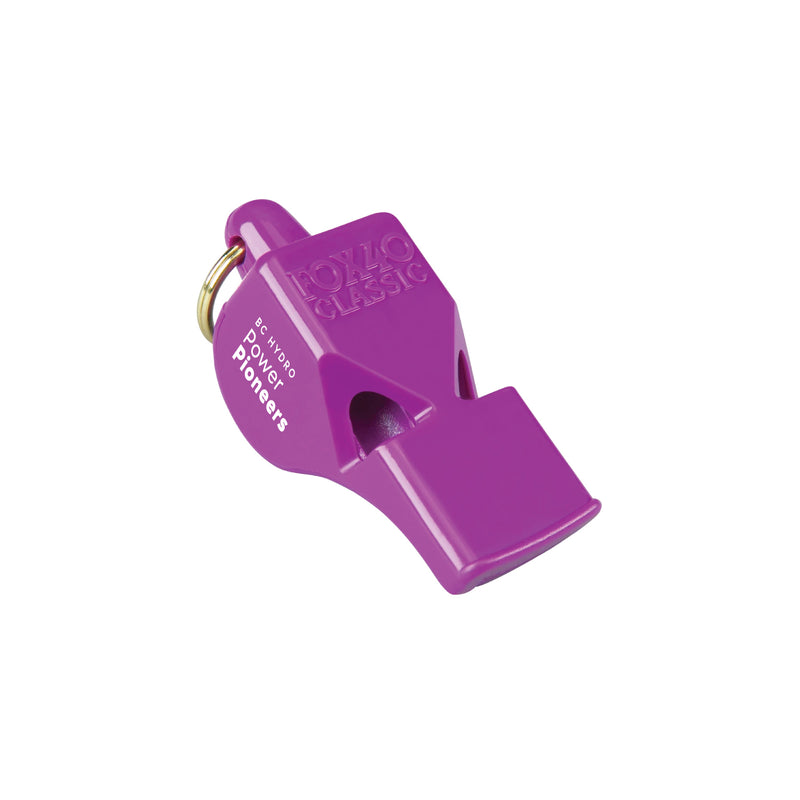 Fox 40® Classic® Pealess Safety Whistle - Purple