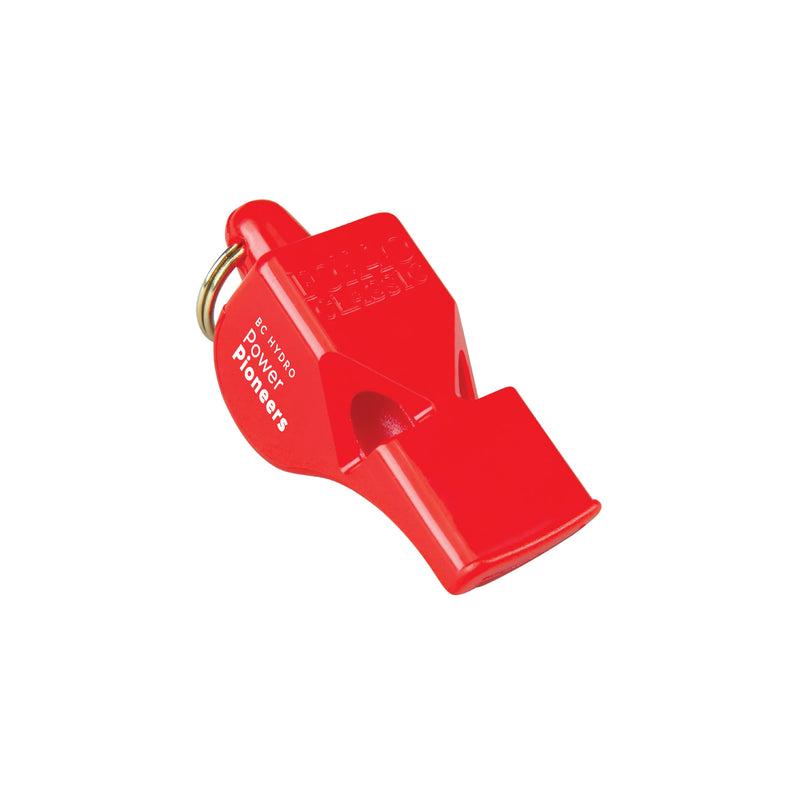 Fox 40® Classic® Pealess Safety Whistle - Red