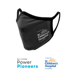 Power Pioneers & BC Children's Hospital Face Mask - Granite